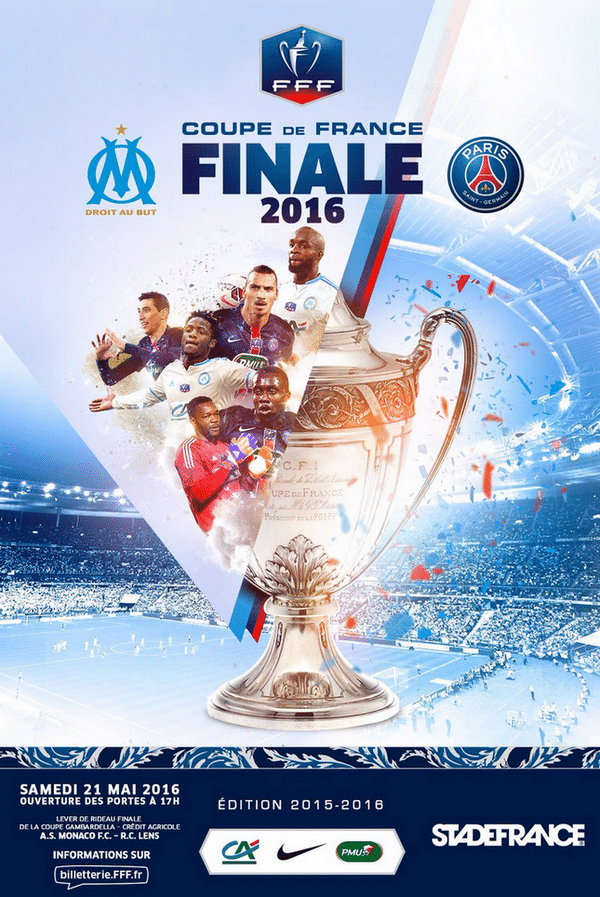 Football un bus pour la finale de la coupe de france - Finale coupe de france football 2015 ...