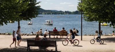 Des animations au bord du lac de Gérardmer et à l'Espace LAC
