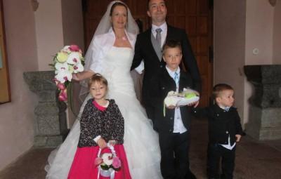 mariage Badonnel - Leconte