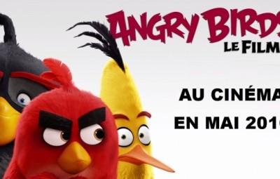 Angry bird film