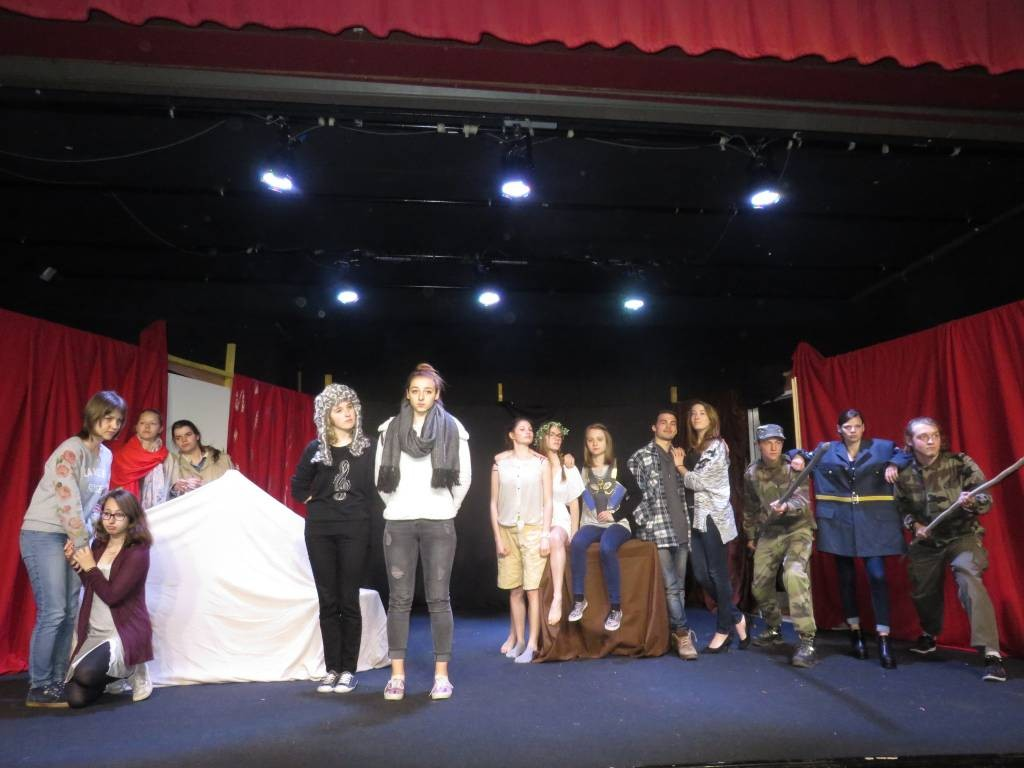Atelier théâtre de la Haie Griselle 2016 (3)