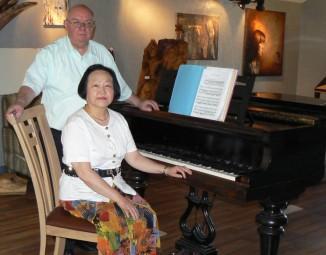 Ph. Fondard & Taeko Orel