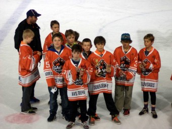 Hockey U13 tournoi Epinal (1)