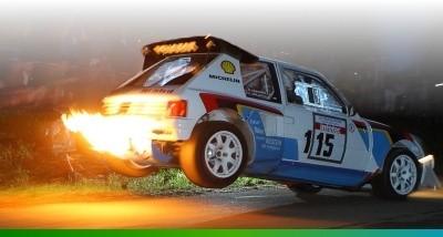La Bresse rallye