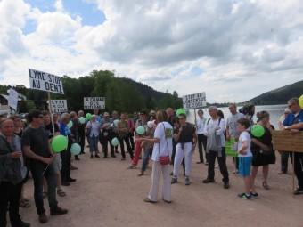 Marche Lyme Sans frontières Gérardmer (1)