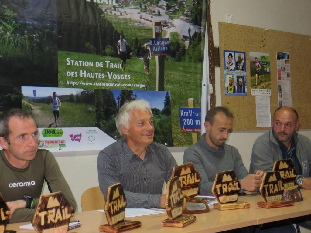 Trail de la Vallée des lacs réunion 2016 MM