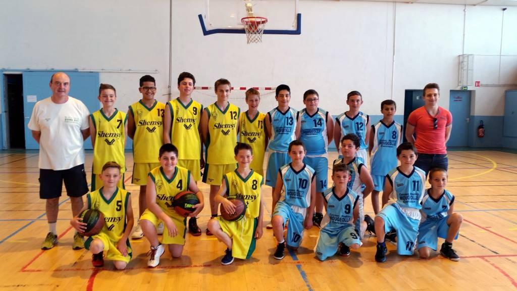U13 basket 2015-2016