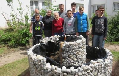 chantier jeunes 2016 Gérardmer (2)