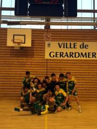 seniors Handball ASG 2015-2016