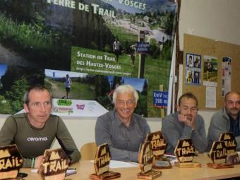 Michel Lavest et ses amis ont présenté cette édition 2016 du Trail de la Vallée des Lacs lors d'une réunion à la Maison de la Montagne
