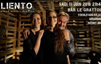 Aliento - Le Grattoir