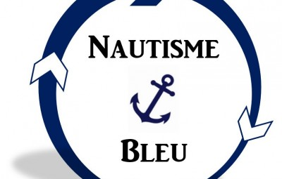 Nautisme Bleu logo 4