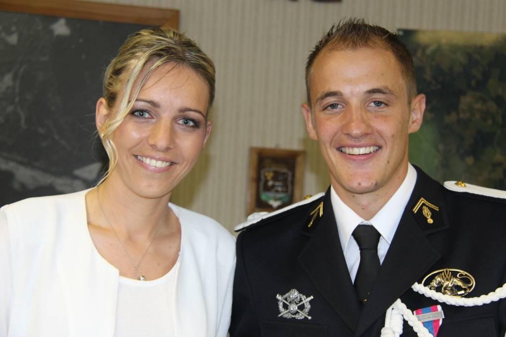 mariage liézey Marie et JE