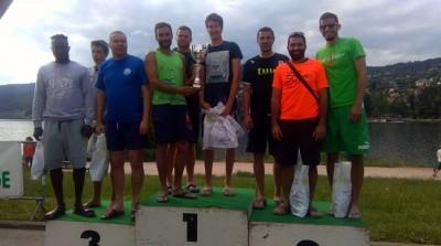 podium beach hommes 3x3
