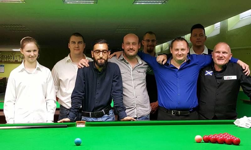 Snooker Gérardmer-Schiltigheim