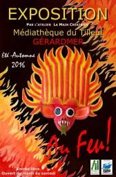 affiche Au Feu ! 2016