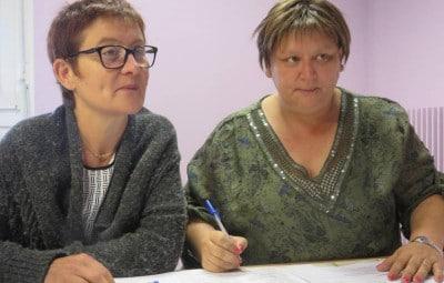 Laurence Rigaudie & Sophie L'Etang
