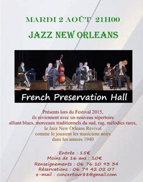 kichompré jazz new orleans
