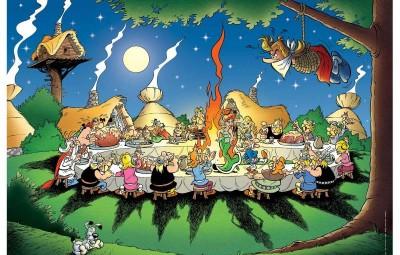 repas asterix