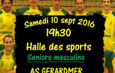 Affiche match 2016