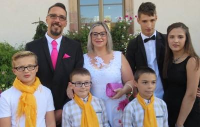 Karine + j. Louis mariage