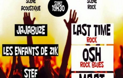 Plain de rock en faing 2016