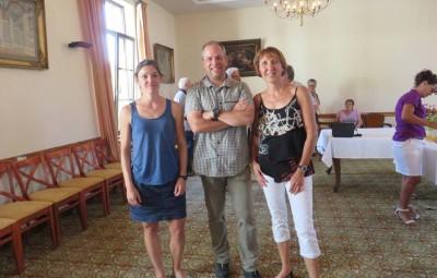 Claire Mougel, Julien Vaxelaire & Valérie Georgeon