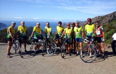 Sortie Cyclos Corse