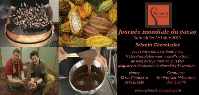 fly journée mondiale cacao
