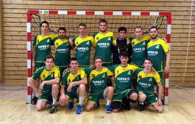 seniors ASG handball 2016-2017