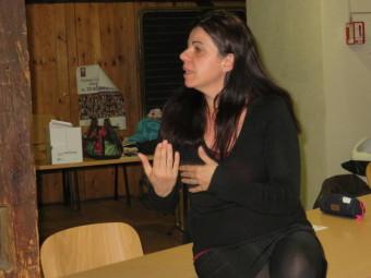 Aurore Schwoerer, intervenante du GRETA Lorraine SUD