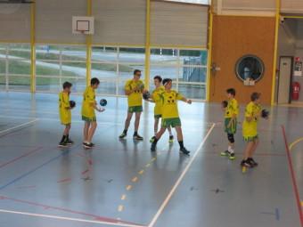 Handball moins de 15 ans2016-2017 3