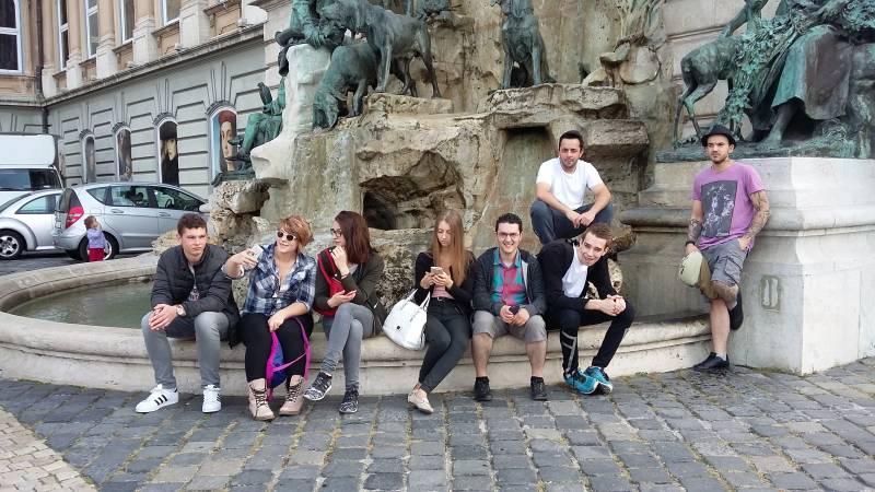 Hongrie lycée chardin (1)