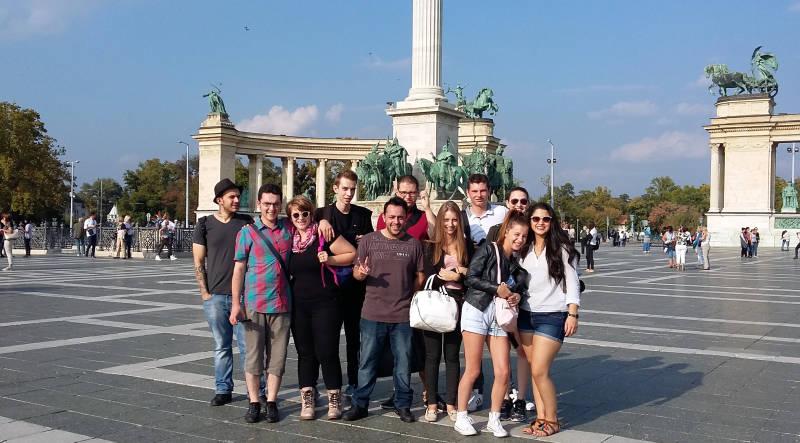 Hongrie lycée chardin (2)