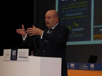 Jean-Michel Baylet ministre de l'aménagement du territoire