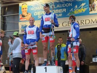 Antonin Pellegrini remporte une nouvelle fois la course gérômoise