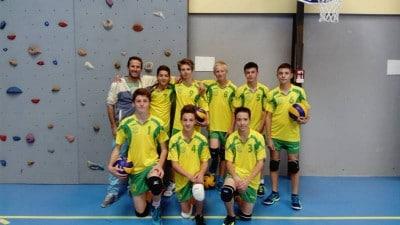U17 Garçons volley
