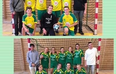 handball Moins de 18 ans saison 2016-27