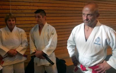 Michèle Lionnet, Yannick Fousse et Marc Alexandre