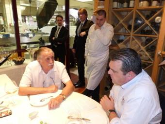 J-C Aiguier et Christophe Raoux
