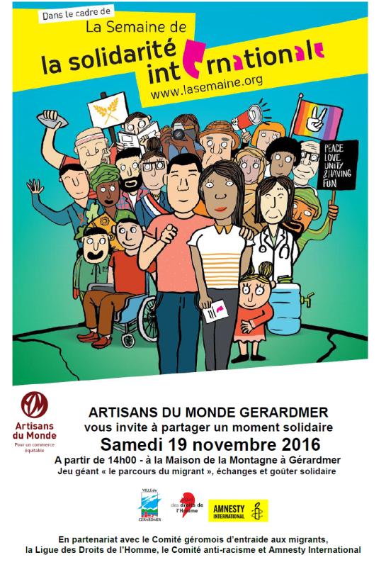artisans du monde semaine solidarité
