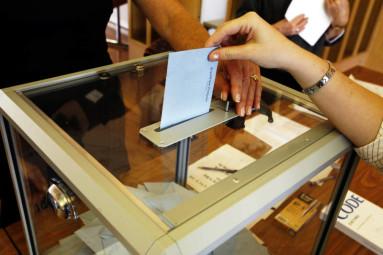 urne vote Election