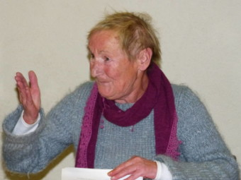 Michèle Perrin présidente de la LDH