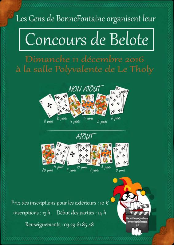 belote le tholy