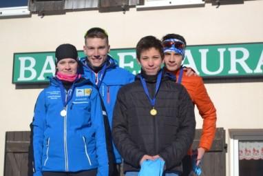 Equipe établissement : Théa, Rémi, Robin et Nils