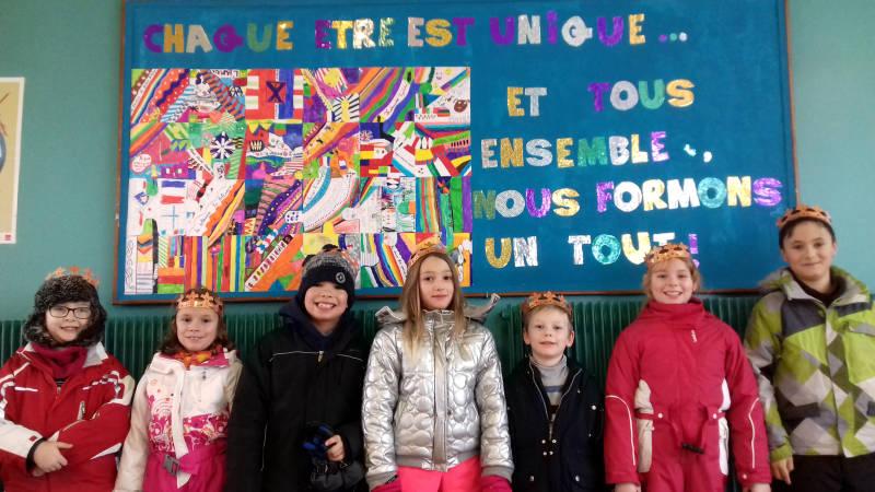Galette marie Curie école (1)