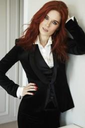 La comédienne Audrey Fleurot