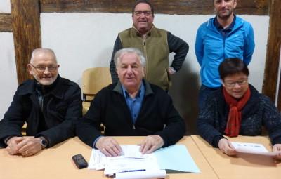 Les responsable des Courses FIS sont  sollicité fin janvier