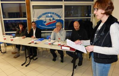 Dernière assemblée générale pour Valérie Georgeon qui laisse la main à la présidence à Thierry Har