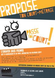 Passe ton court MCL affichePTC